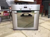 Indesit cooker build in Integrated. 60 cm used
