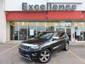 2014 Jeep Grand Cherokee Overland 3.0L Advanced Technology Group