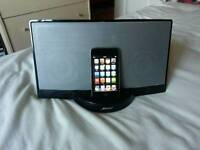 Bose speakers with Ipod touch 2rd gen