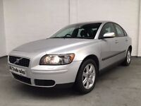 2005 VOLVO S40 1.6 DIESEL SALOON 4dr *** FULL YEARS MOT ***