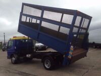 2008 Mitsubishi Fuso Canter Dropside Tipper 7.5 Tonnes....REDUCED TO CLEAR