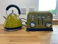 Morphy Richards Traditional Style Toaster and Kettle