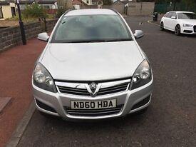 Vauxhall Astra Sportive Van