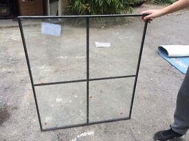 Unused double glazed window unit
