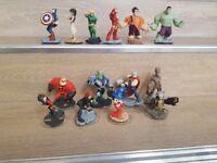 Disney Infinity Characters x 16