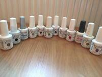 ASAP Harmony gelish bundle 12!