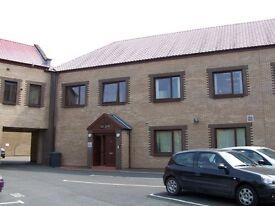 Newly refurbished office space to rent - 2400 sq ft, Edinburgh Haymarket, convenient location
