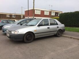 Classic!! Nissan sunny lx 1.4 Automatic