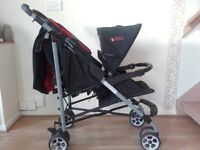 Baby weavers tandem pushchair for sale.