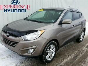 2012 Hyundai Tucson GREAT WITH SOLID FUEL ECONOMY AND PERFORMANC