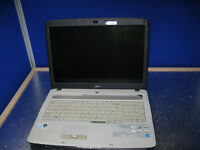 "17""LARGE SCREEN VGC Acer Aspire Laptop. Upgraded. Wifi, DVD, Full Size Kbd. Windows10."