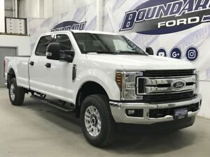 2019 Ford Super Duty F-350 SRW CrewCab XLT 6.2L