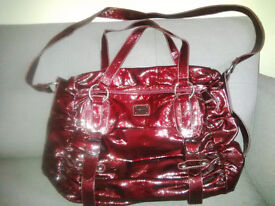 FIORELLI shoulder bag dark red, excellent condition