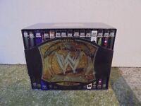 WWE - PPV Collection 2005 BoxSet Region 1 - wrestlemania Summerslam Royal Rumble