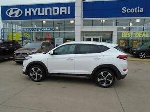 2016 Hyundai Tucson GLS PREMIUM 1.6L TURBO AWD DEMO A NEW VEHICL