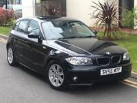 BMW 1 SERIES 120D SE 5 DOOR