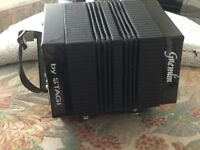 Stagi Gremlin Concertina in Beautiful condition as new