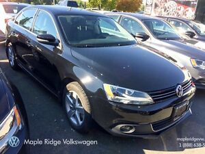 2014 Volkswagen Jetta COMFORTLINE 1.8 TSI 5-SPEED MANUAL