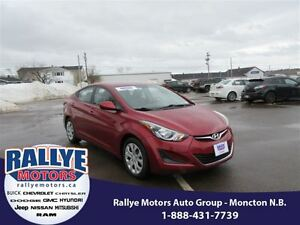 2014 Hyundai Elantra GL! Heated Seats! Low KMS! Trade In!