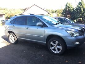 Lexus rx300 with 4 new tyres , perfect winter car. Offers