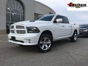 2016 Ram 1500 1500 SPORT/LOCAL TRADE/LOW KMS/HEATED SEATS