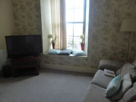 Attractive 2 bed flat in Dysart