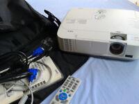 NEC M230X Projector - PROFESSIONAL - H.D.M.I.