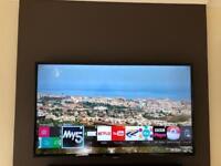 """Samsung 46"""" Smart TV c/ w stand"""