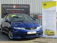 Honda Civic 1.4 i-VTEC Type S Hatchback 3dr, 1 Lady owner from new + Fsh