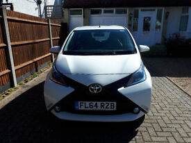 Toyota Aygo 2014 Automatic, 6900 miles, Lovely runner