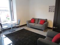 STUNNING 1 BEDROOM FULLY FURNISHED FLAT