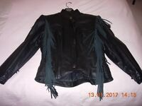 Ladies Genuine Harley Davidson Jacket