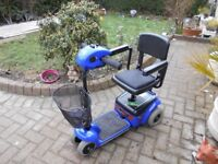 small car boot mobility scooter