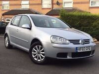 2007 GOLF MATCH 1.9 TDI ** LONG MOT *** CAMBELT REPLACED ** BARGAIN