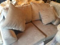 Brand new Next two seater sofa