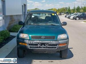 1997 Toyota RAV4 4-Door 4WD London Ontario image 4