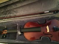 Stagg VN-4/4 Violin. Hardly used, Great present
