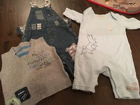 Age 0-3 months boys clothing