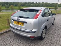 2005 Ford Focus 1.6 Petrol- Full Service