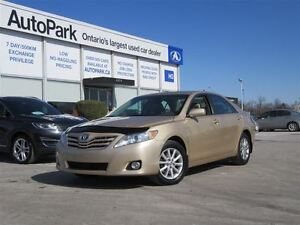 2011 Toyota Camry XLE V6/Sunroof/Leather/Heated Seats/Bluetooth/