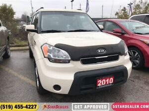 2010 Kia Soul 2.0L 2u | HEATED SEATS | BLUETOOTH