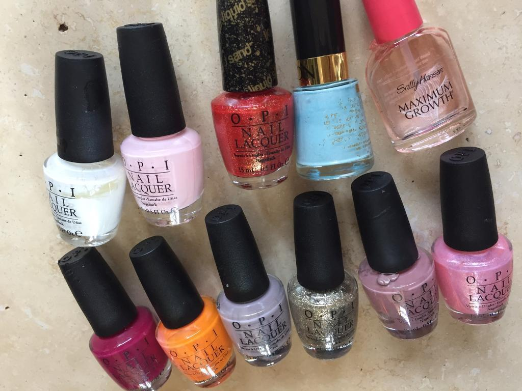 OPI nail polish bundle | in Arbroath, Angus | Gumtree