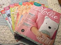 Mollie Makes craft magazines