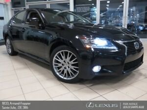 2014 Lexus GS 350 *LUXURY* GPS * CAMERA * TRACTION INTÉGRALE *