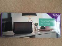 Brand new TalkTalk WiFi Hub Router (latest model)