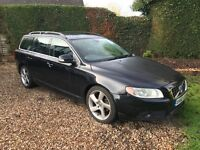 2010 60 VOLVO V70 1.6D DRIVe ESTATE FULL LEATHER BLUETOOTH 18 STAMPS MINT IGNORE THE MILES PX SWAPS