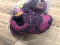 Brand new light up mountain warehouse trainers sizes 7,8 and 10