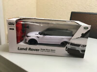 Radio Controlled Land Rover