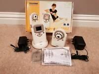TRANWO Smart Wireless Colored Baby Monitor - GIGA AIR 4662