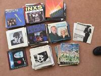 "Record Collection- over 170 7"" singles- mainly 70's/early 80's good shape/pic sleeves £40 Ono"